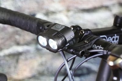201 Clairage Av Led Bbb Scope 1500 Lumen Batterie 3200 Mah