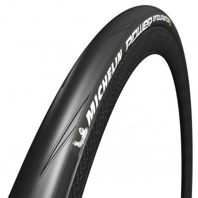 Pneu Michelin Power Endurance 700 x 23C TS Noir