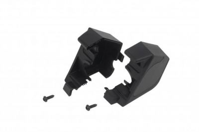 Kit Bosch support de batterie Noir