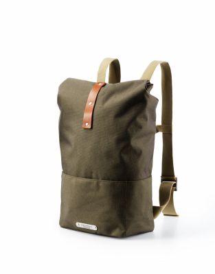 Sac à dos Brooks Hackney Utility Backpack 30 L Vert/Miel