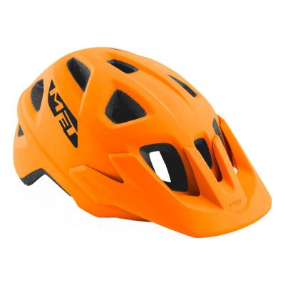 Casque MET Echo Orange