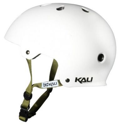 Casque Kali Protectives Maha Kali Solid Blanc