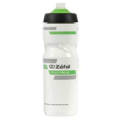 Bidon Zéfal Sense Pro 80 800 ml Blanc/Vert