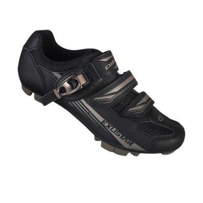 Chaussures VTT Exustar Sport E-SM3116B Noir