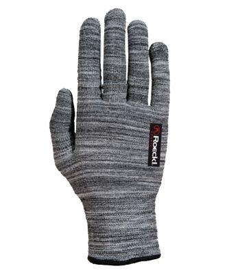 Sous-gants Roeckl Kalamaris Gris chiné