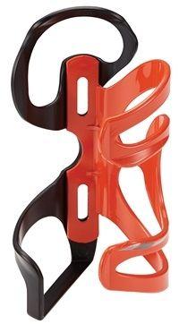 Porte-bidon à chargement latéral Cannondale Nylon Side Loading droit Noir/Rouge