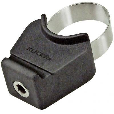 Fixation tube de selle KLICKfix Contour Adapter Diam. 25-32 mm