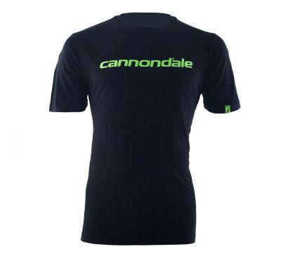 T-Shirt Cannondale Casual Noir