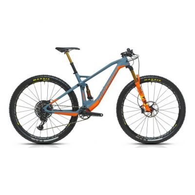 VTT Megamo Track R120 Elite 05 29'' Bleu 2020