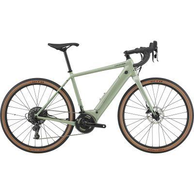 Vélo Route Électrique Cannondale Synapse Neo SE Sram Apex Vert Agave 2020