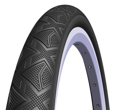 Pneu Mitas BMX Dom R 03 20 x 1.60 TR Noir