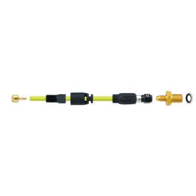 Raccords hydrauliques Jagwire Mountain Pro Quick-Fit- Hayes Stroker 0-degree