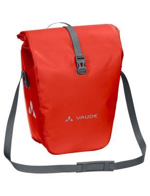 Sacoche arrière étanche Vaude Aqua Back 2x24 L Rouge Lava
