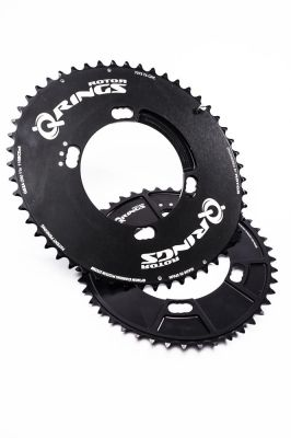 Plateau intérieur Rotor Q-Rings Aero 38 dents - 110 x 4 (Shimano 9000 4 branches)