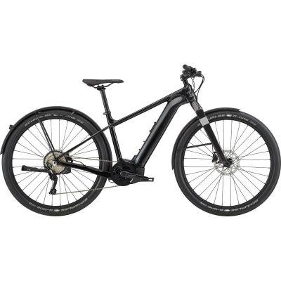 Vélo électrique Cannondale Canvas Neo 1 Noir 2020
