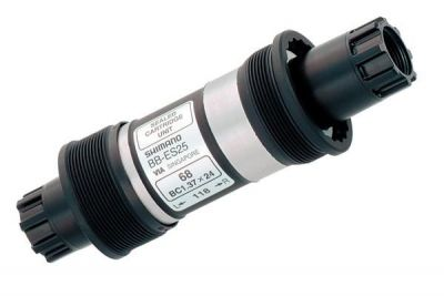 Boîtier de pédalier Shimano BB-ES25 Octalink BSA 68x113 mm