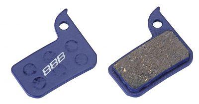 Plaquettes BBB comp. SRAM Road hydraulic et Level organiques - BBS-38