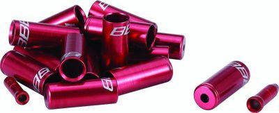 Kit de 16 butées BBB 4 et 5 mm + 4 embouts de câbles Rouge - BCB-99