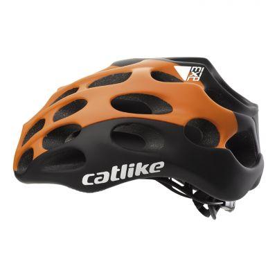 Casque Route Catlike Mixino Noir/Orange mat