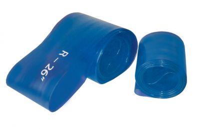 """Fond de jante Fat Bike 26"""" 80 mm (Paire) Bleu"""