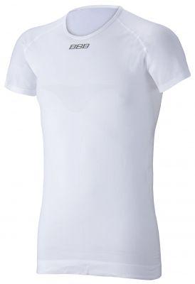 Sous vêtement été BBB CoolLayer MC Blanc - BUW-07