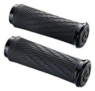 Poignée SRAM lock on XX1 Grip Shift 100/122 mm Noir (paire)
