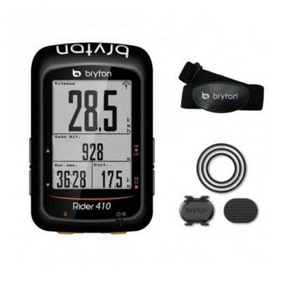 GPS Bryton Rider 410 T Bundle