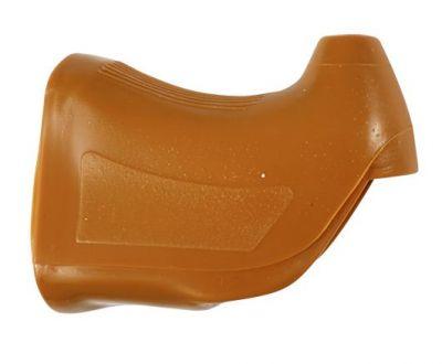 Cocottes pour levier de frein vintage (Paire) Marron