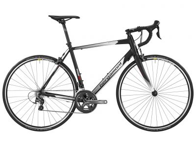 Vélo de route Bergamont Prime 6.0 Noir/Blanc