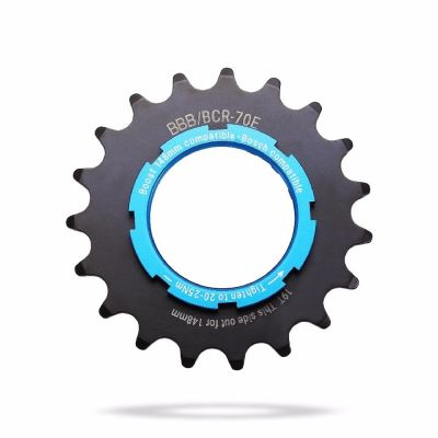 Pignon VAE BBB E-Bike Sprocket Bosch 19 dents - BCR-70E