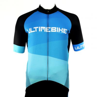 Maillot UltimeBike Plus Fit by TACTIC Manches courtes