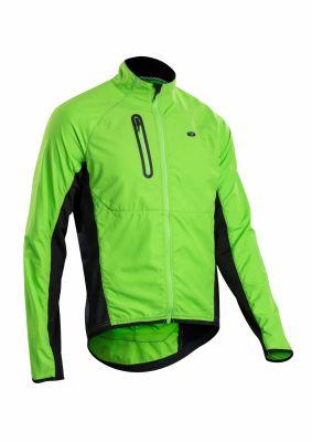 Veste imperméable haute visibilité Sugoi RS Zap Vert/Réfléchissant