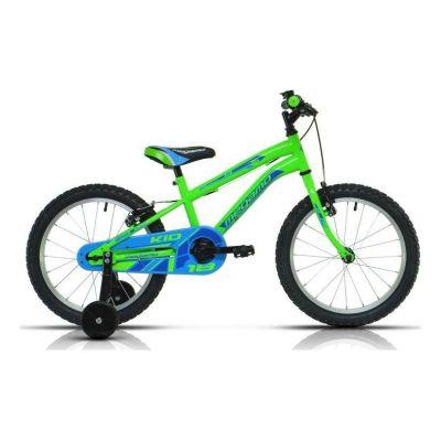 Vélo Enfant Megamo Kid Boy 18'' Vert 2020
