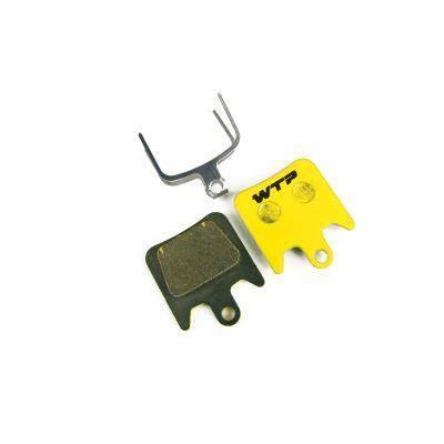 Plaquettes de frein WTP compatibles Hope Tech X2/Mini X2/Tech V2 Organiques