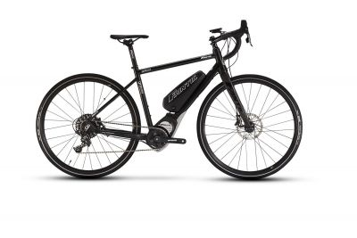 Vélo électrique Fantic Gravel GT Gran Tourismo Noir