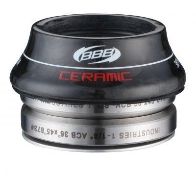 Jeu de direction BBB Ceramic 41.0 mm cone carbone 15 mm - BHP-48