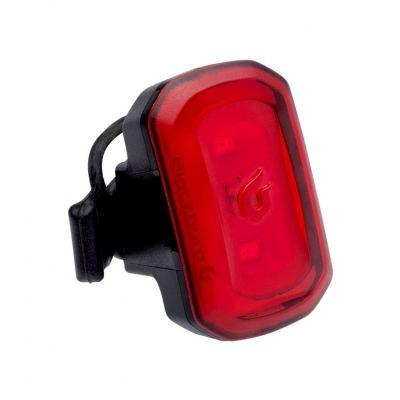 Éclairage arrière Blackburn Click USB 20 lumens Noir