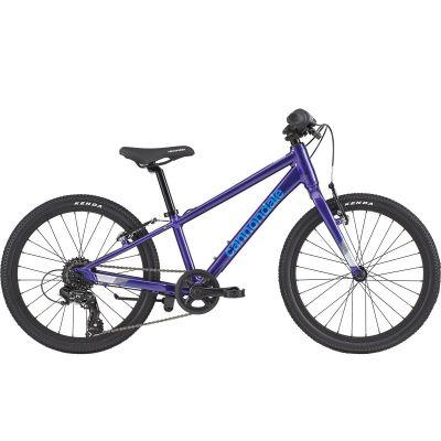 Vélo Enfant Cannondale Quick 20 Violet 2020