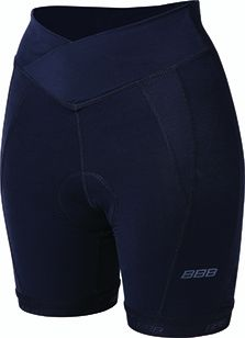 Cuissard femme sans bretelles BBB Omnium Shorts Noir - BBW-279