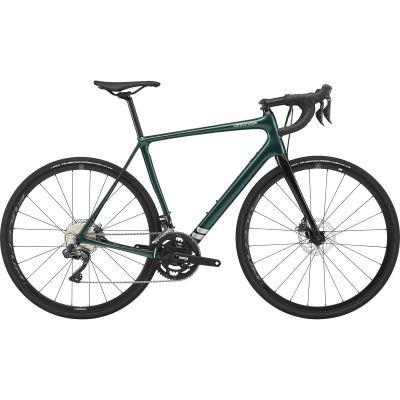 Vélo Route Cannondale Synapse Disc Shimano Ultegra Di2 Vert Émeraude 2020