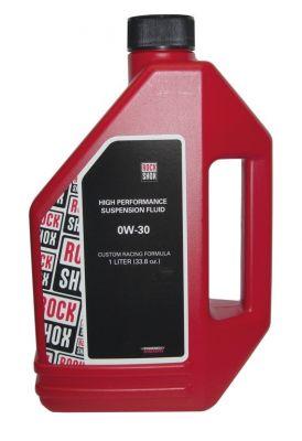 Huile pour suspension RockShox 0-W30 (1 litre)