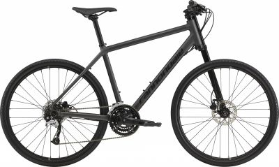 Vélo urbain Cannondale Bad Boy 2 27.5 Noir mat BBQ