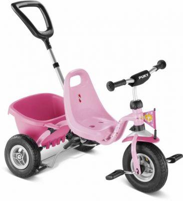 Tricycle Puky CAT 1L à pneus gonflables 2 ans Lilifee