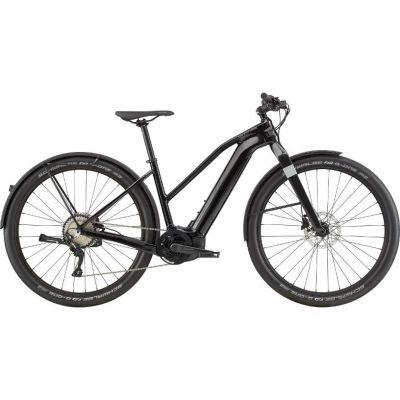 Vélo électrique femme Cannondale Canvas Neo Remixte 1 Noir 2020