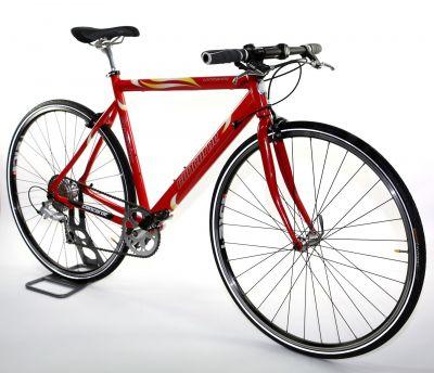 Vélo fitness Concorde Lombardia rouge