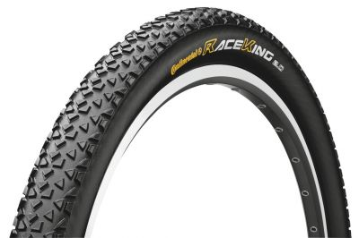 Pneu Continental Race King Performance 26 x 2.00 Tubeless Ready TS Noir