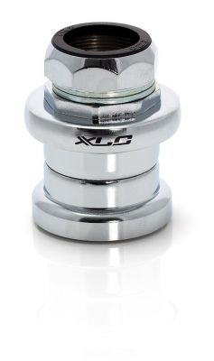"Jeu de direction XLC HS-S01 1"" ISO 22,2/30/26,4 mm Chrome"