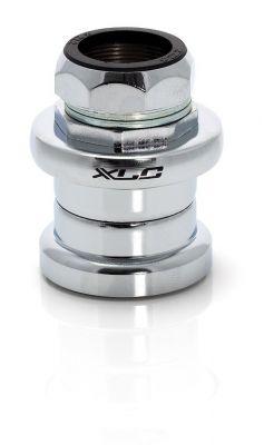 """Jeu de direction XLC HS-S01 1"""" ISO 22,2/30/26,4 mm Chrome"""