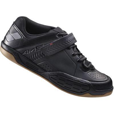 Chaussures VTT/BMX Shimano Gravity AM5 Noir/Gum