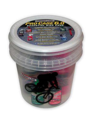 Kit d'entretien Finish Line Pro Care 6.0 Bucket (Seau)